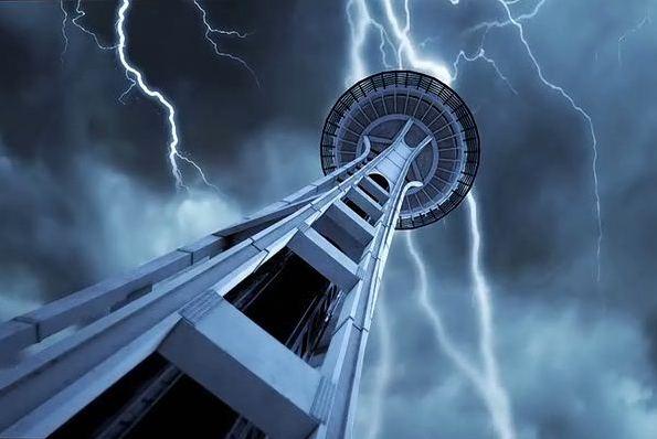 Супершторм в Сиэтле смотреть онлайн