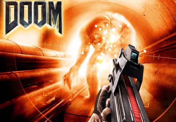 Рок / Doom онлайн смотреть фильм