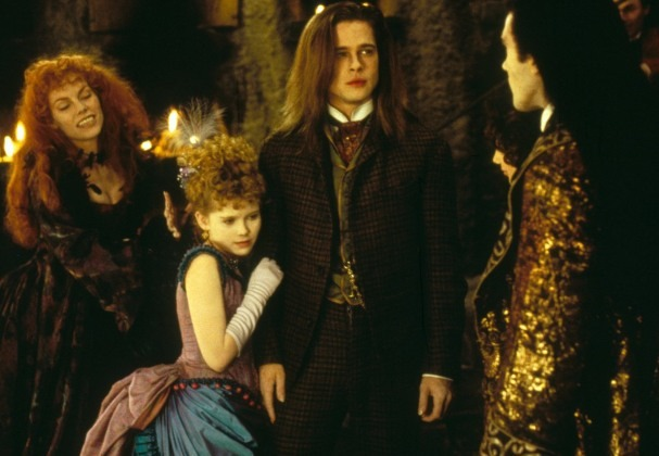 Интервью с вампиром смотреть онлайн бесплатно