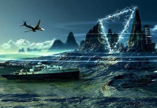 Бермудский треугольник: причина катастроф