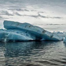 Жара в Арктике