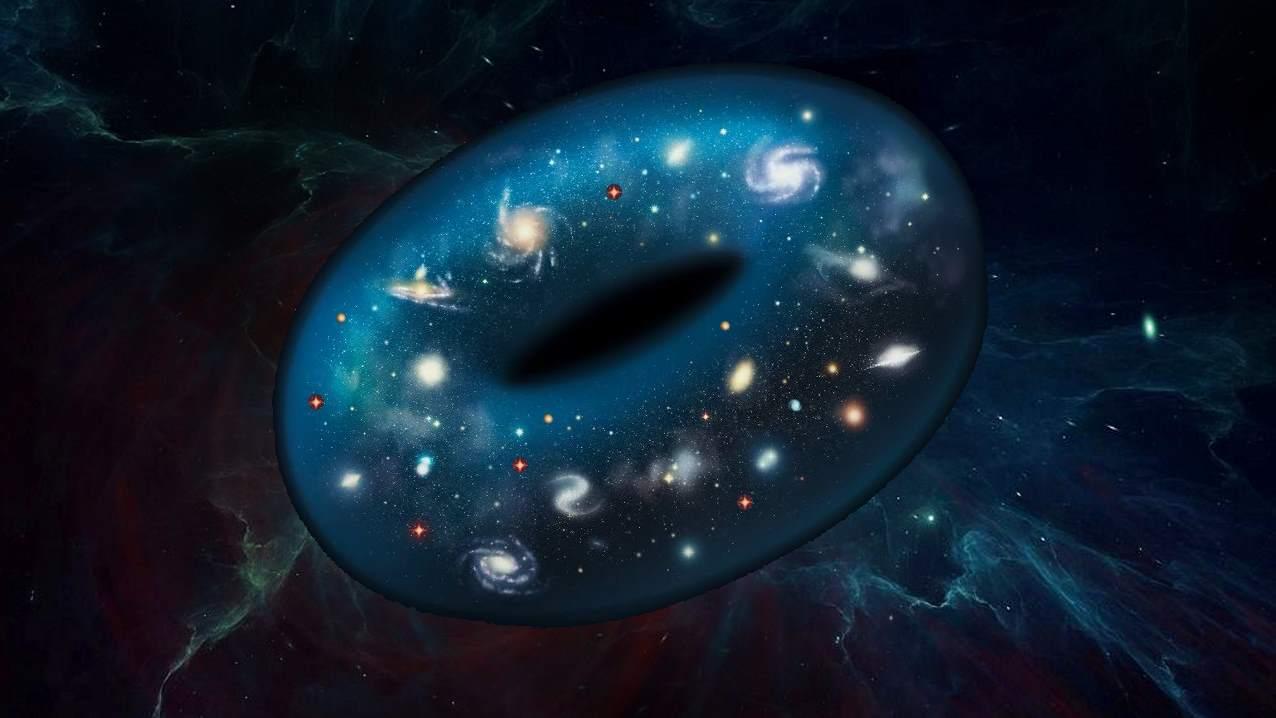 Вселенная - пончик