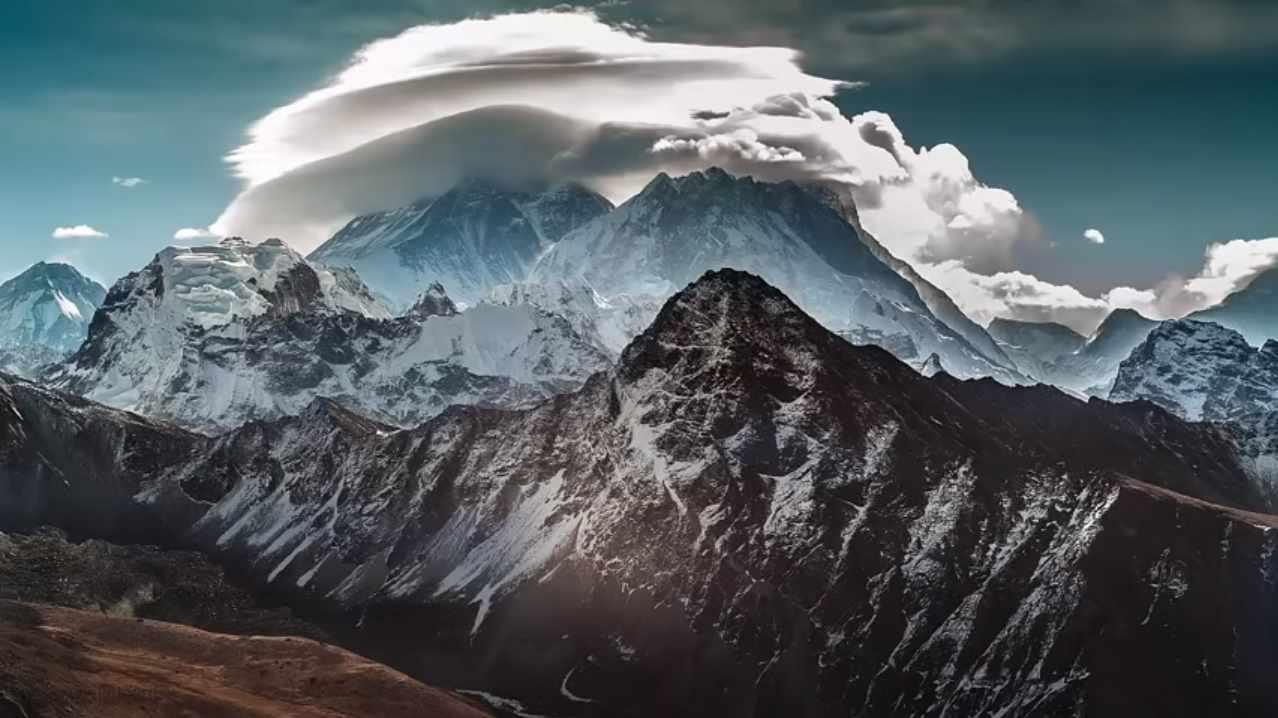 Результат движения литосферных плит - горы