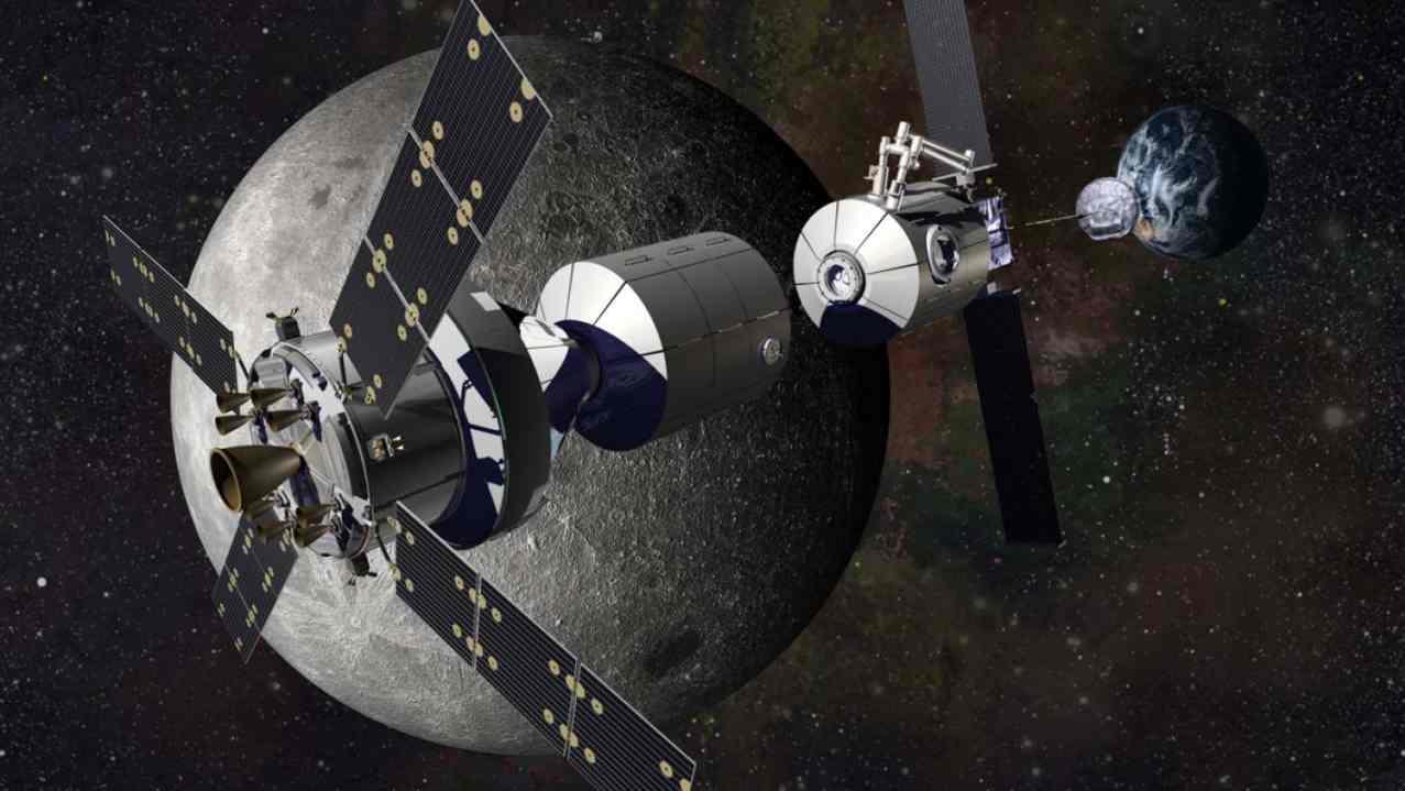 Орбитальная станция «Lunar Gateway»
