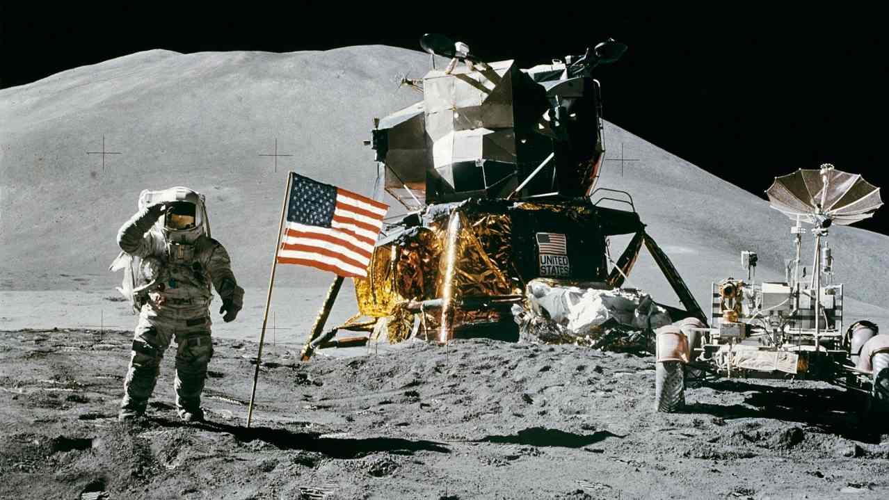 Лунная программа NАСА