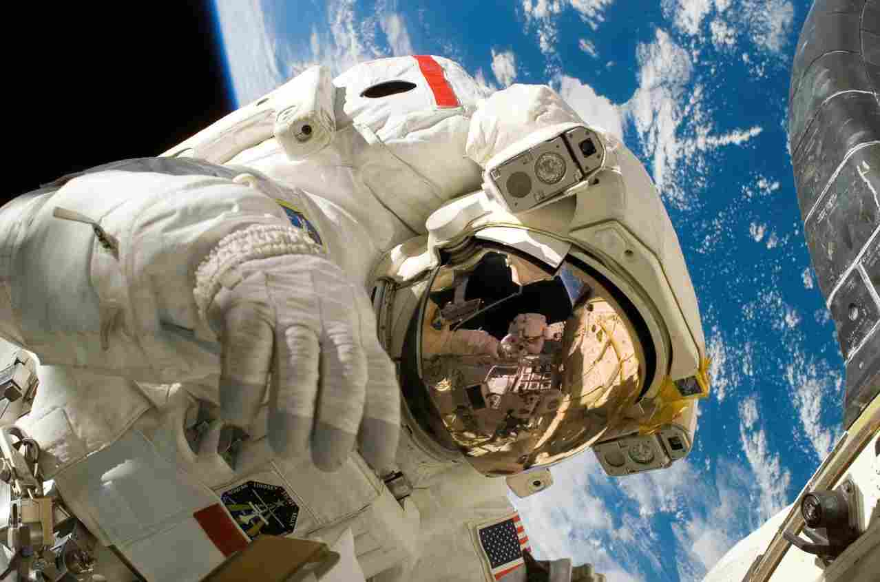 Астронавт NASA