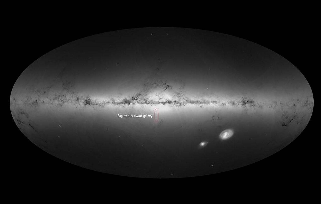 """Галактика """"Млечный путь"""""""