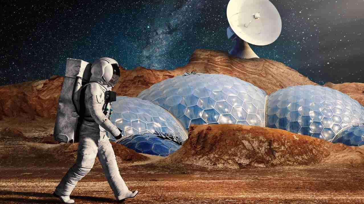 Освоение  Марса в будущем
