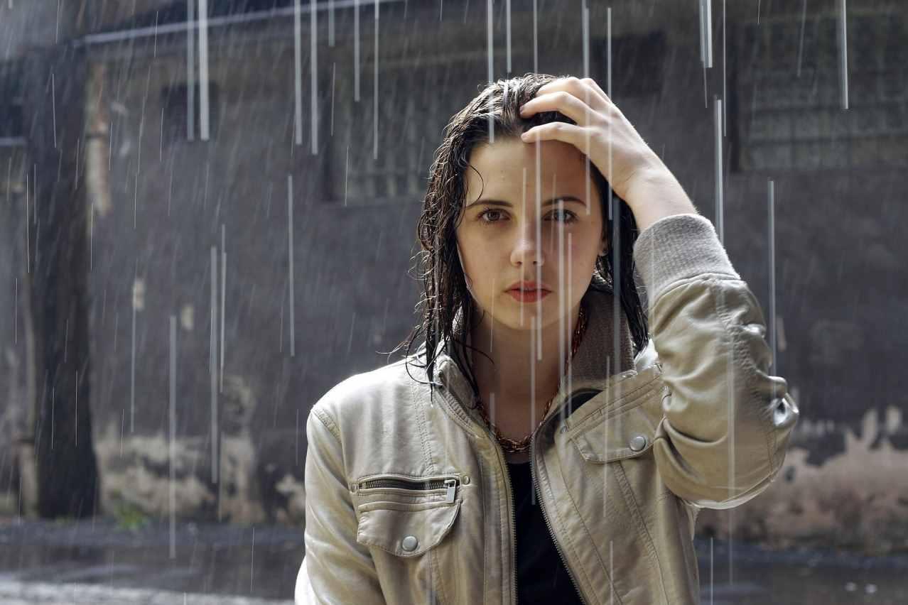 Пластиковые дожди