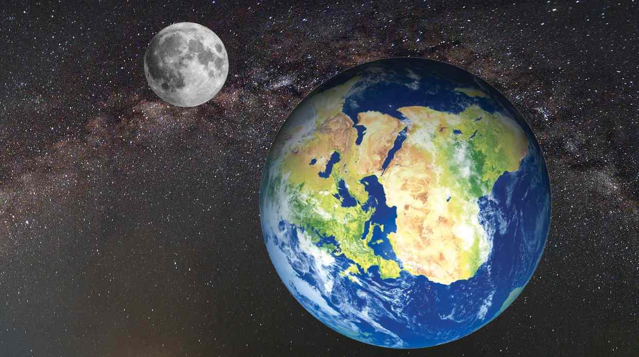 Система Земли и Луны