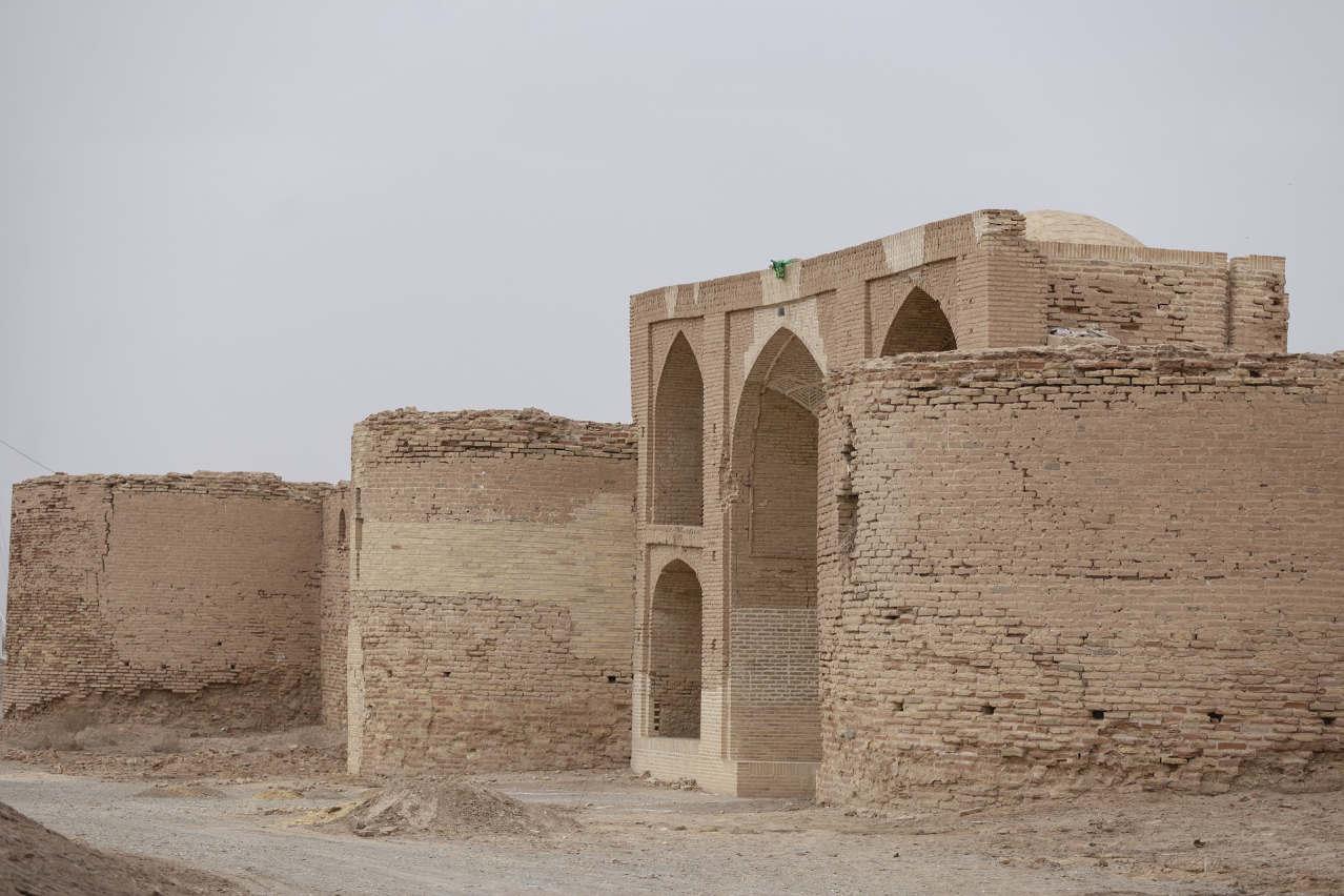 Пустыня Иран Провинция Казвин