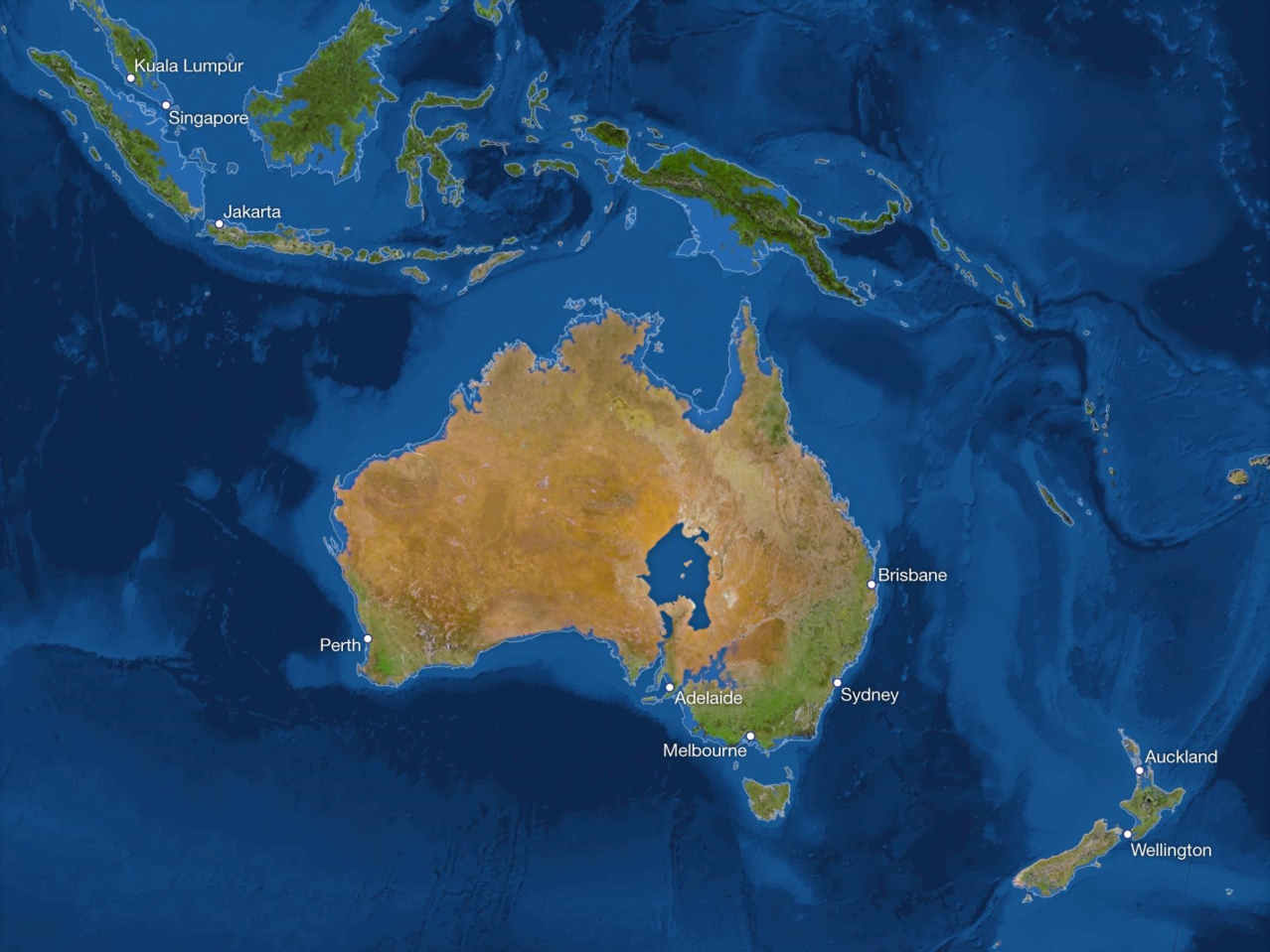 Потоп Австралии