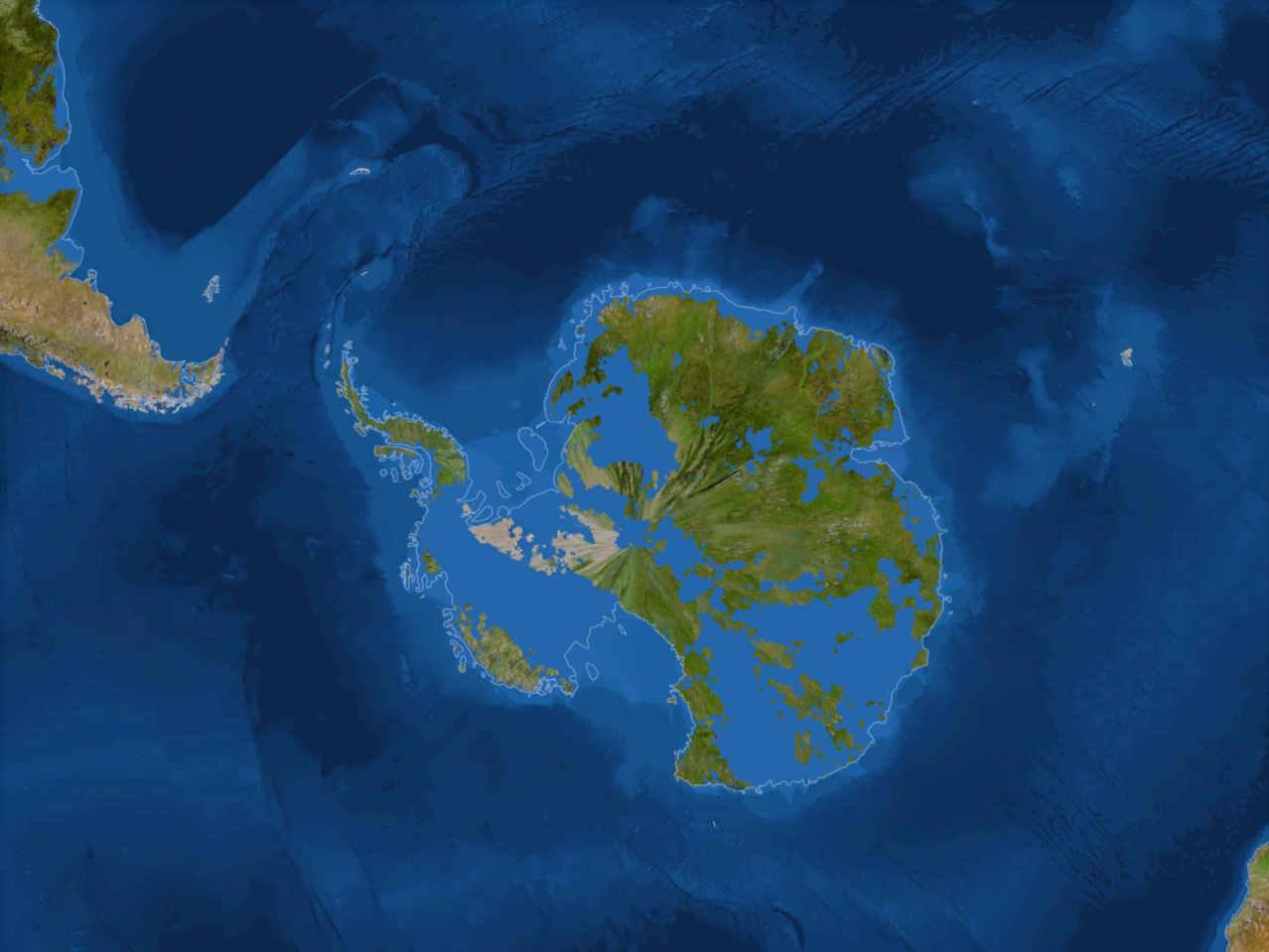 Потоп Антарктики