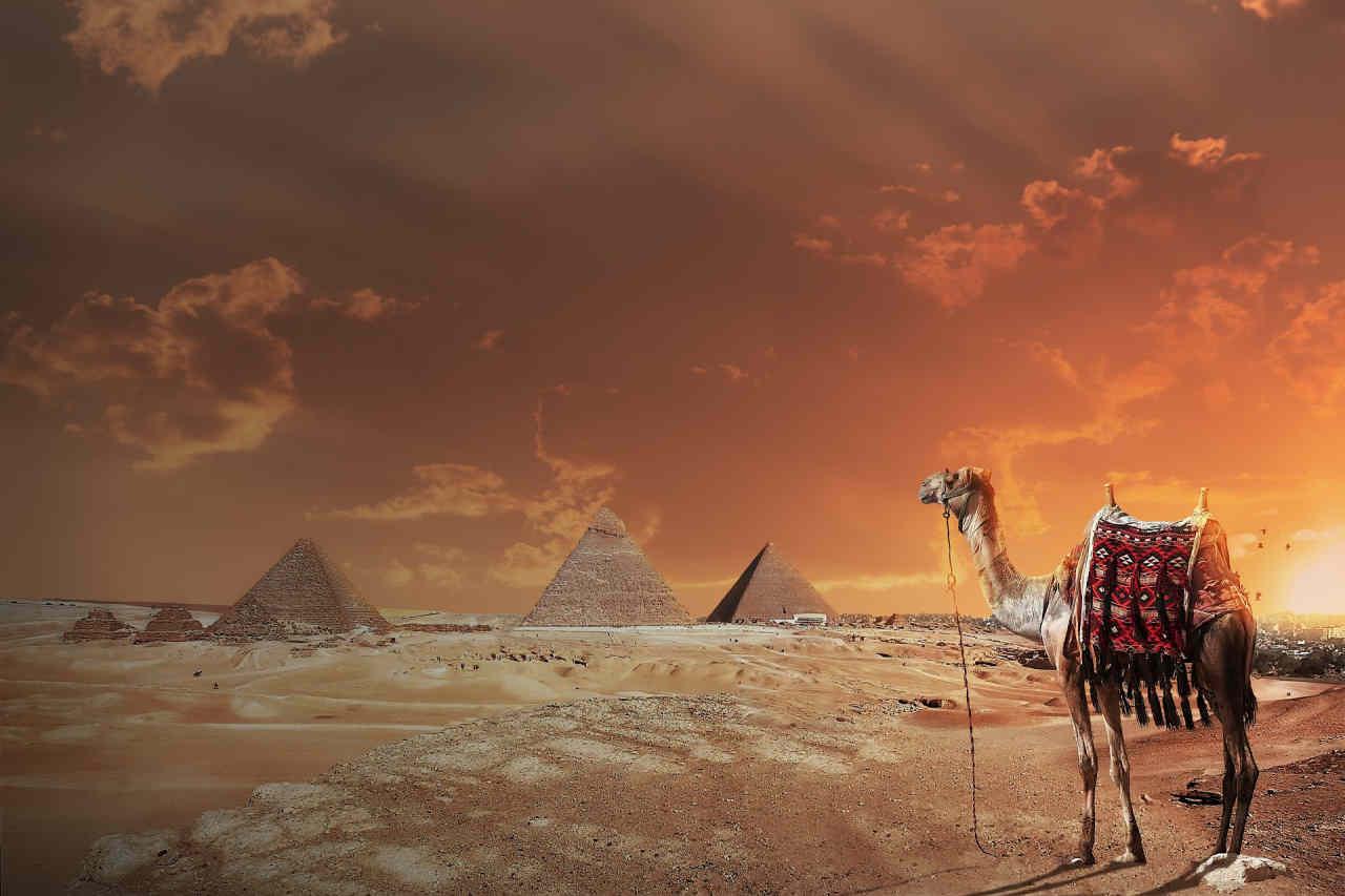 Древние египтяне могли применять прогрессивные технологии