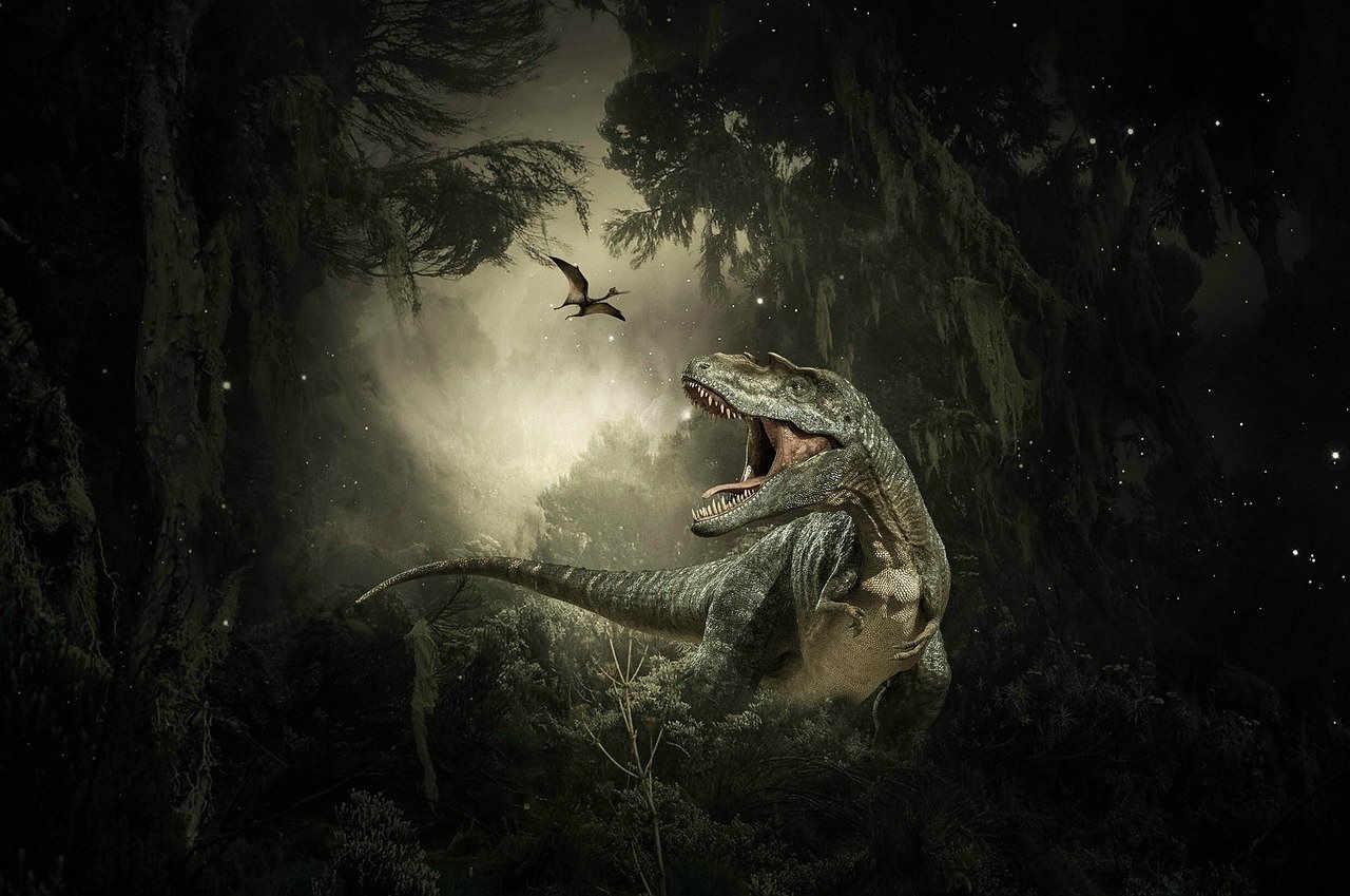 Шедший миллионы лет ливень погубил многие виды животных на Земле