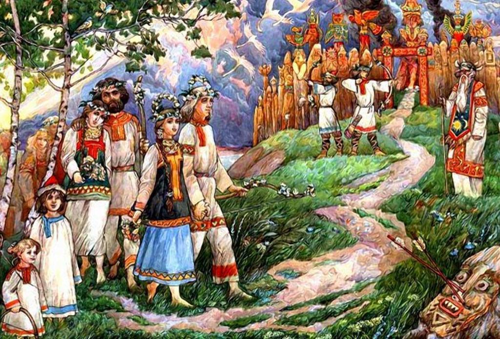 14 самых древних славянских поверий